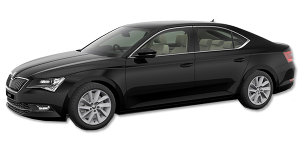 Skoda Superb Limo - Mid Kerry Cabs and Tours
